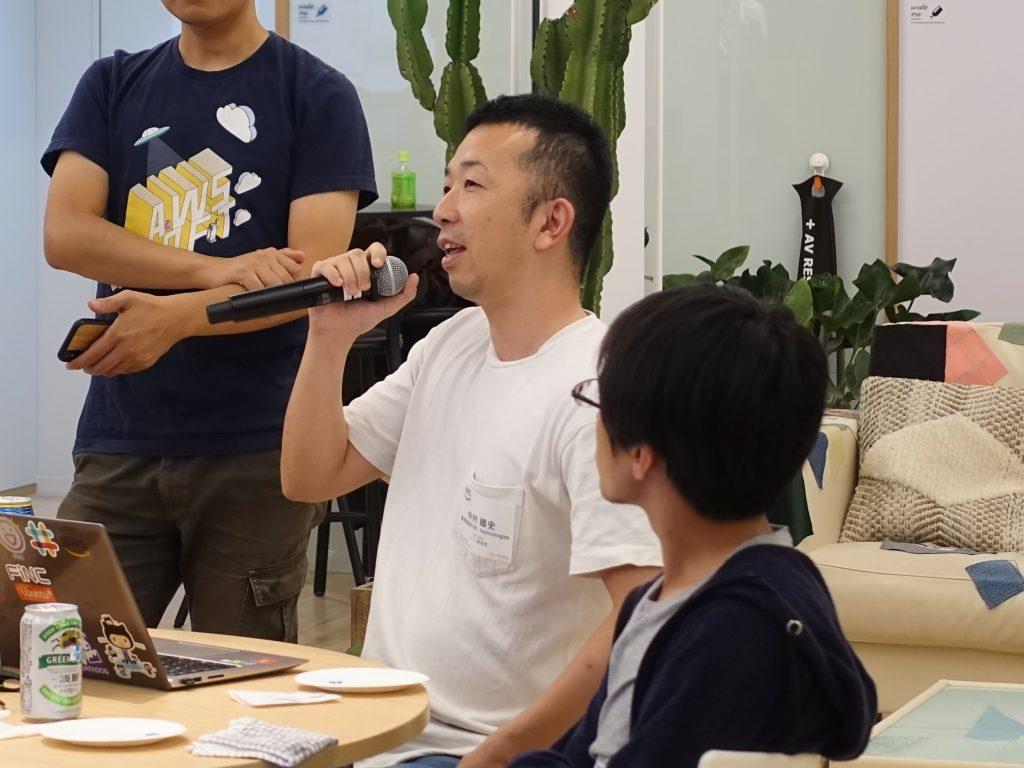 FiNC中村