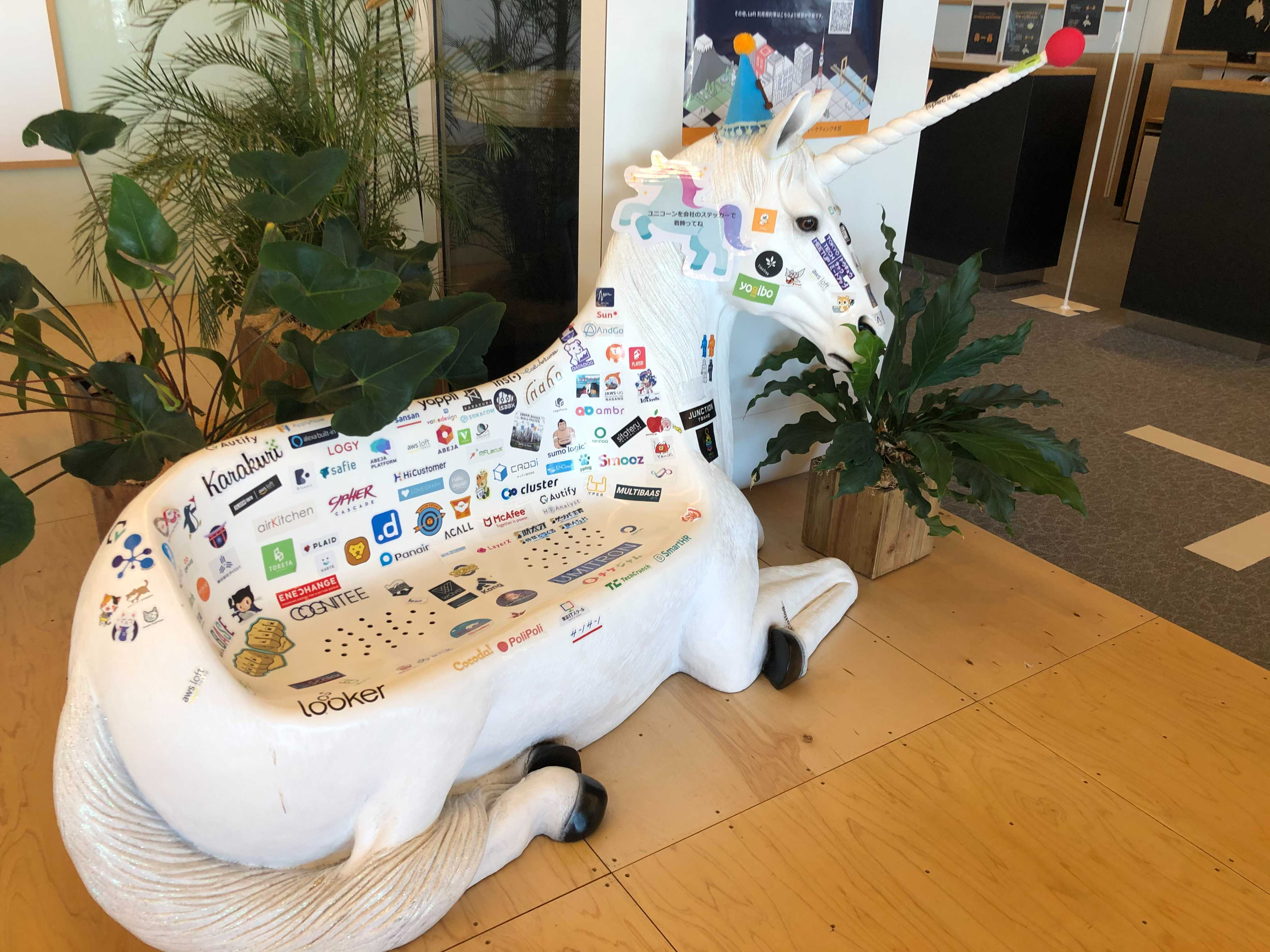 Loft Tokyo Unicorn