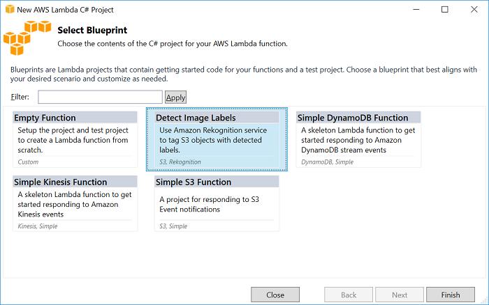 lambda-blueprints