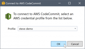Using AWS CodeCommit with Visual Studio Team Explorer | AWS