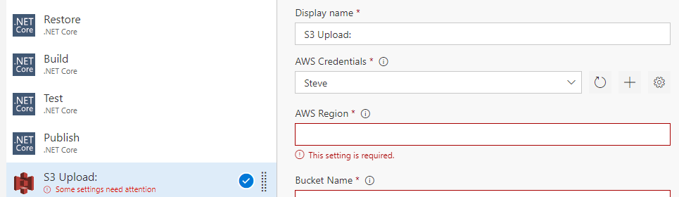 Announcing the AWS Tools for Microsoft Visual Studio Team