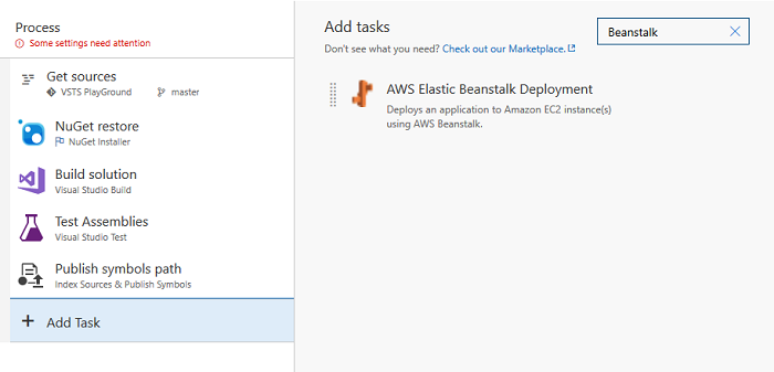 Deploying  NET Web Applications Using AWS Elastic Beanstalk with