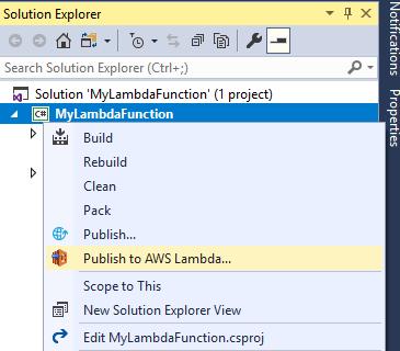 AWS Lambda  NET Core 2 0 Support Released | AWS Developer Blog