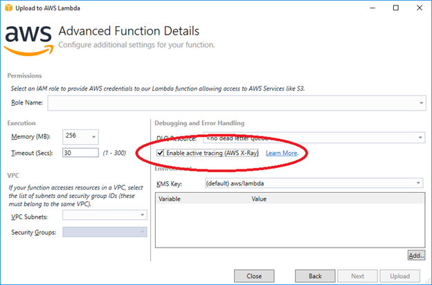 New AWS X-Ray  NET Core Support   AWS Developer Blog