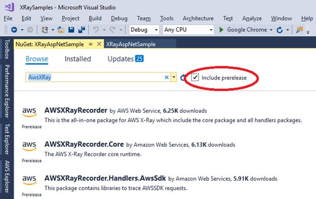 Amazon Com Applicationhelp >> New Aws X Ray Net Core Support Aws Developer Blog