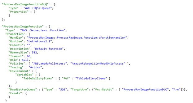 Debugging  NET Core AWS Lambda functions using the AWS  NET