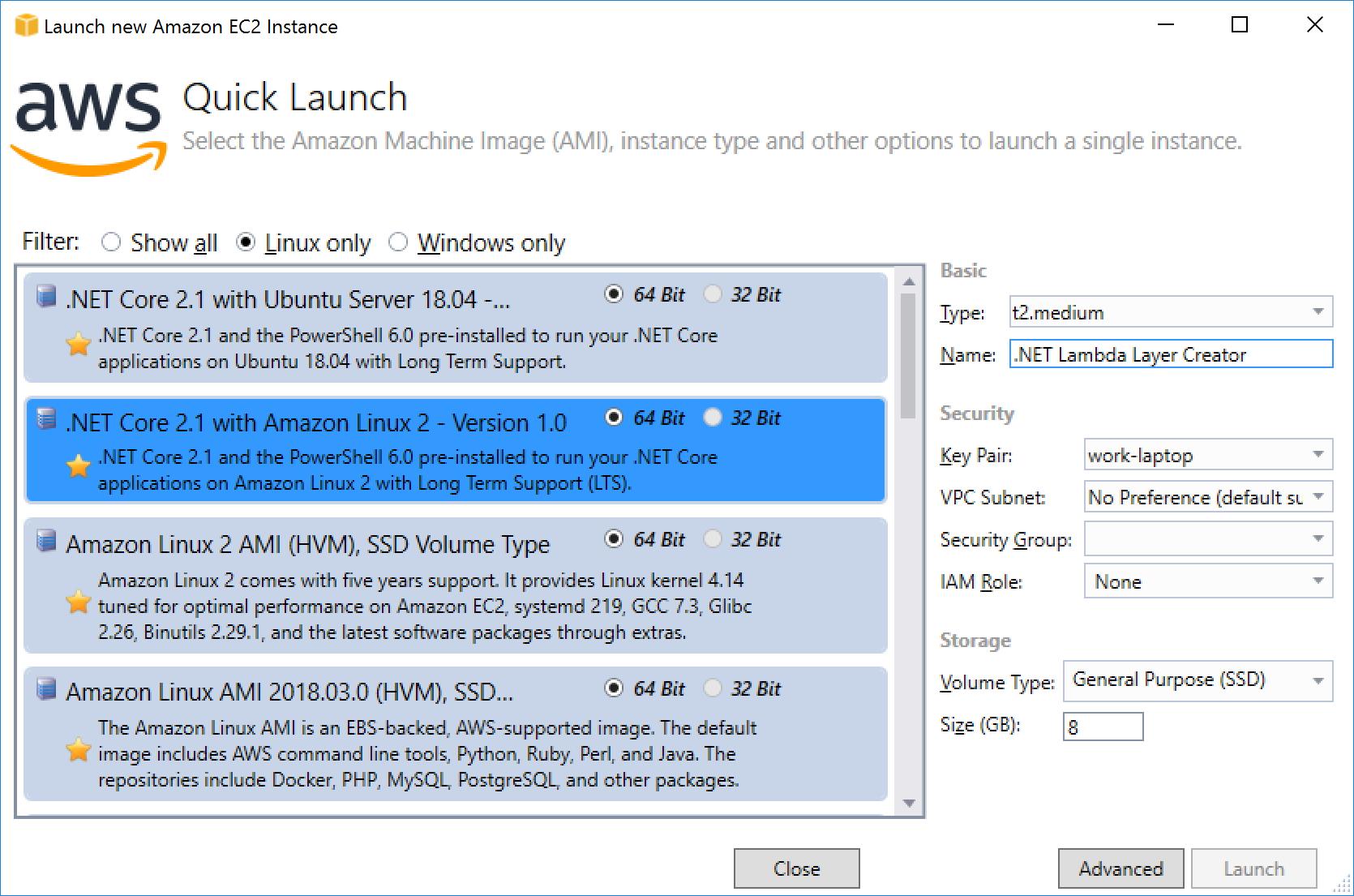 AWS Lambda layers with  NET Core | AWS Developer Blog