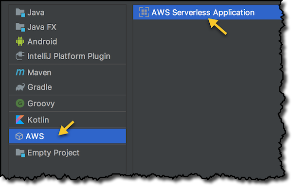 AWS Toolkit for IntelliJ – Now generally available | AWS Developer Blog