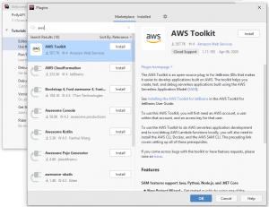 AWS Toolkit