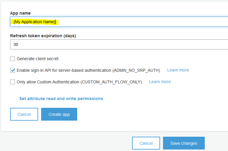 Sign Up and Confirm With Amazon Cognito User Pools Using C# | AWS