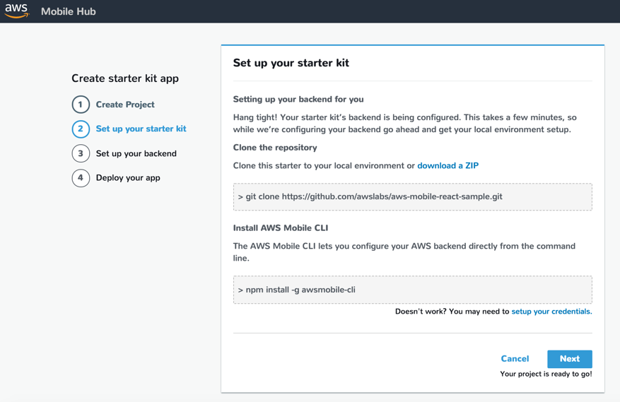Build, deploy, and test your web app's performance for free with AWS