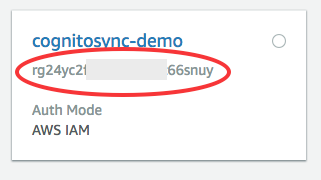 Build a user settings store with AWS AppSync | AWS Mobile Blog