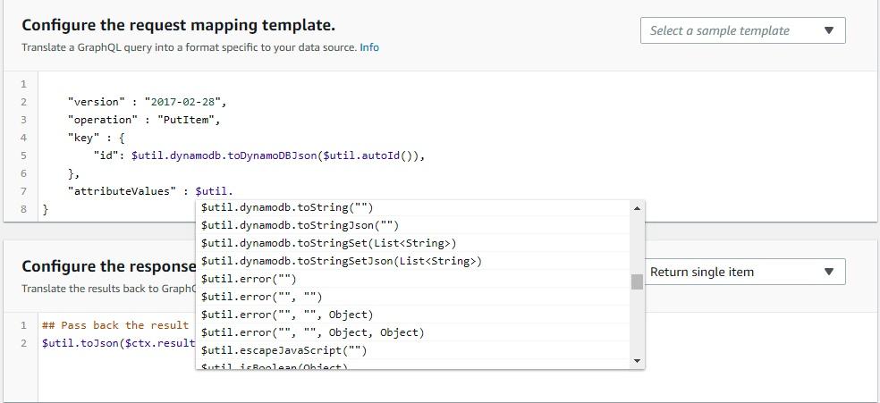 "AWS AppSync releases an enhanced ""no-code"" GraphQL API builder, HTTP"