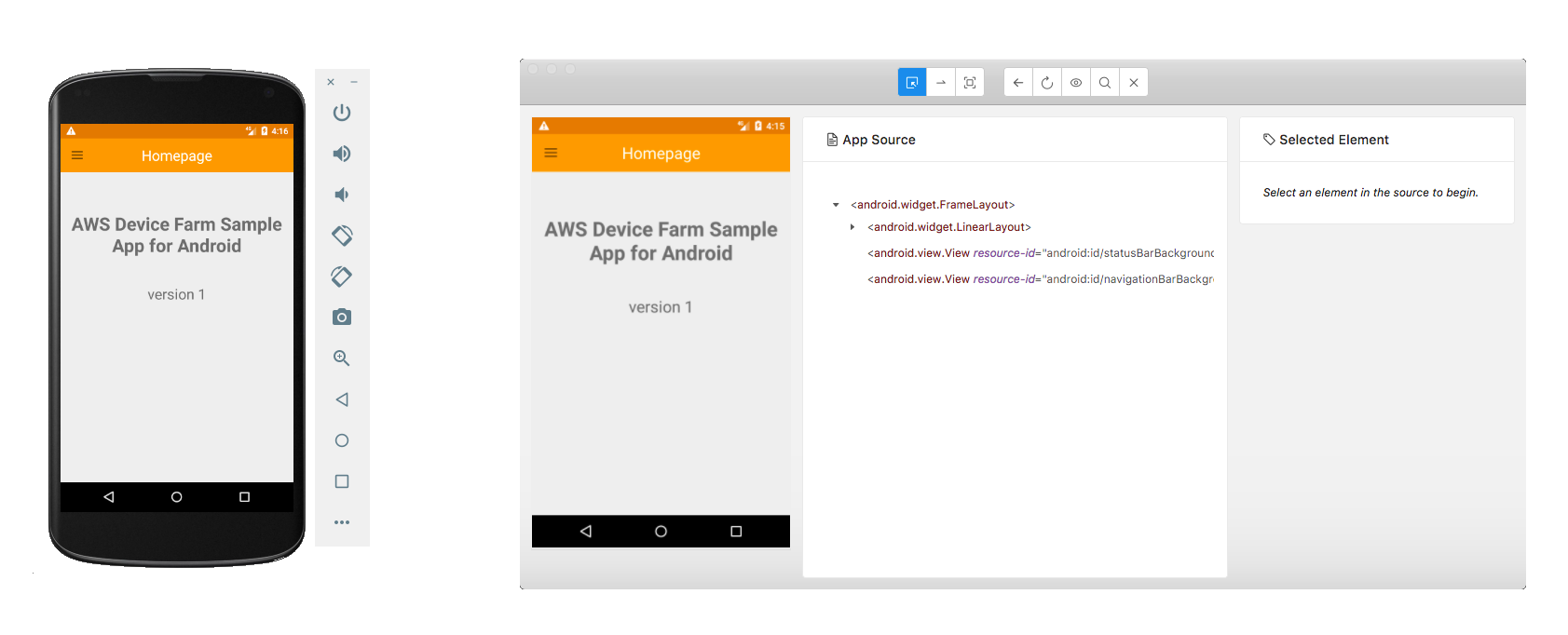 Testing mobile apps with Cucumber and Appium through TestNG on AWS