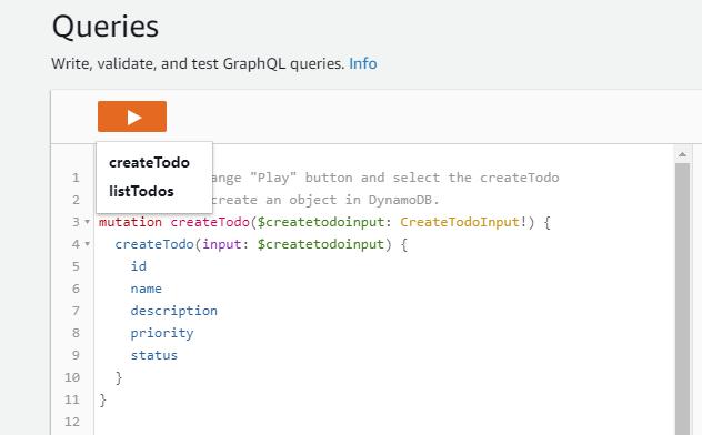 AWS AppSync releases new guided API builder | AWS Mobile Blog