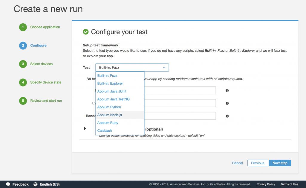Testing mobile apps across hundreds of real devices with Appium