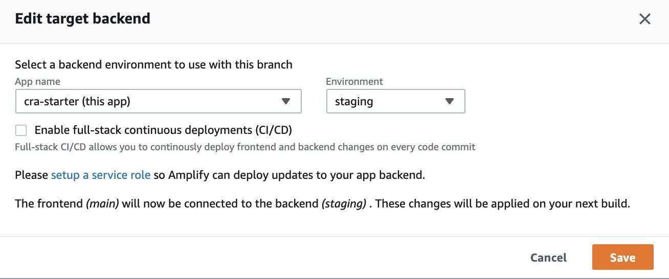 "Screenshot of ""Edit target backend"" pop-up"