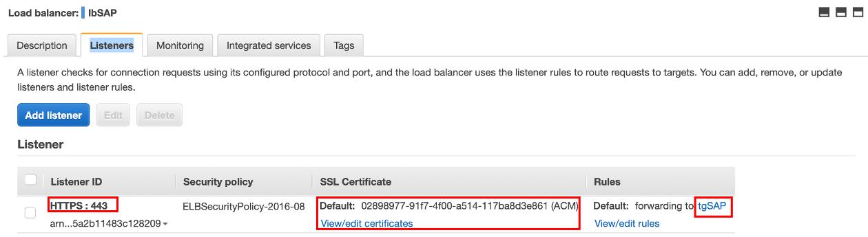 Load Balancer Configuration 3