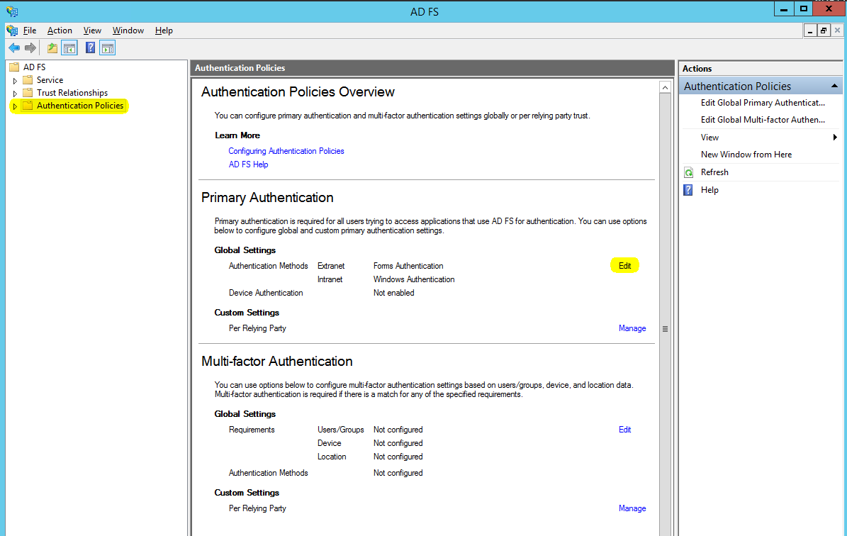Enabling Identity Federation with AD FS 3 0 and Amazon