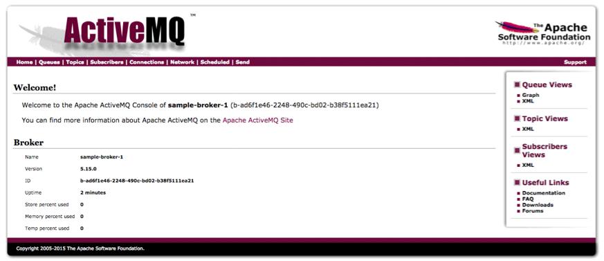 Invoking AWS Lambda from Amazon MQ   AWS Compute Blog