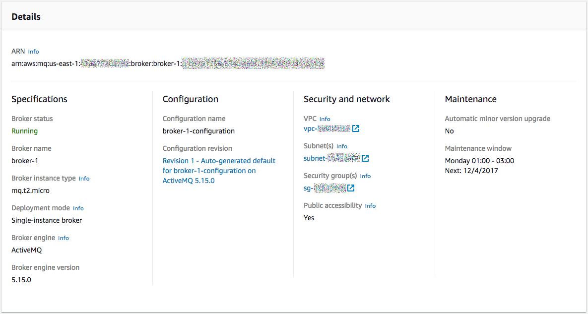 Integrating Amazon MQ with other AWS services via Apache Camel | AWS