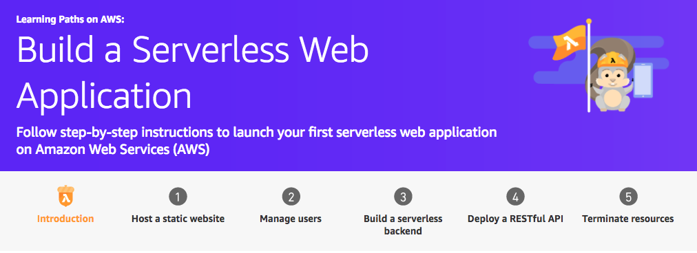 Aspect noise were always looking to help people start learning how to build serverless applications our serverless web application workshops are online and you can do fandeluxe Image collections