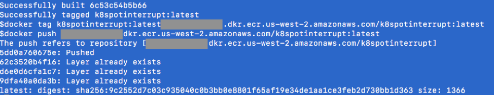 Run your Kubernetes Workloads on Amazon EC2 Spot Instances