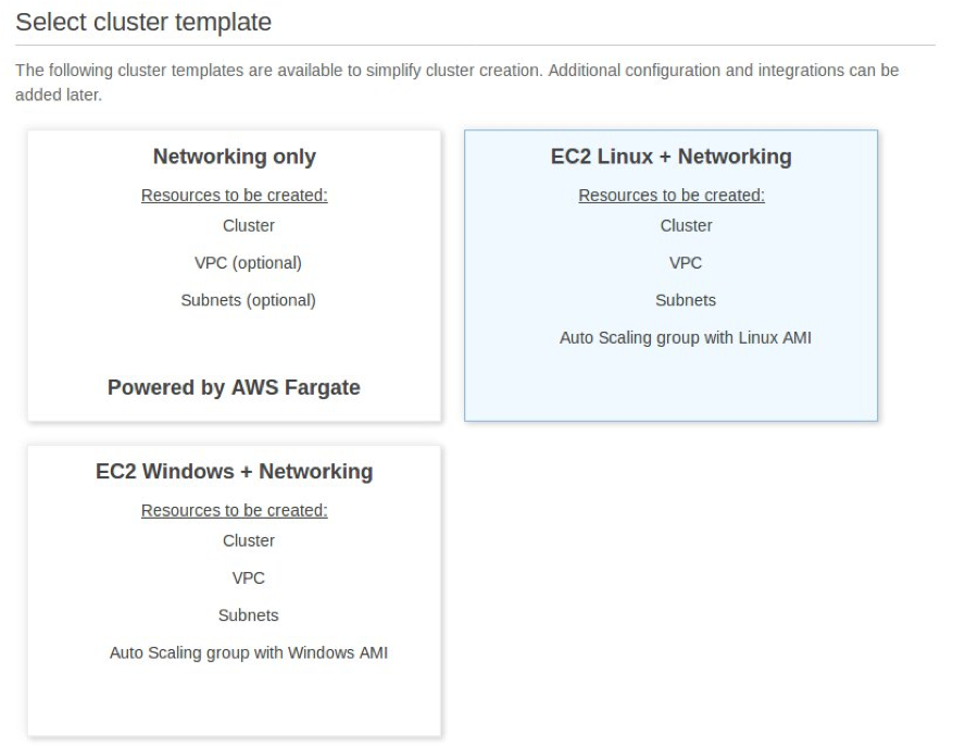Amazon Elastic Container Service | Noise | Page 2