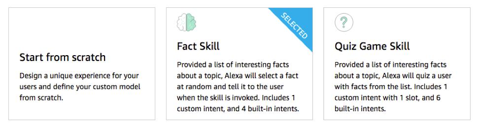 Fact Skill