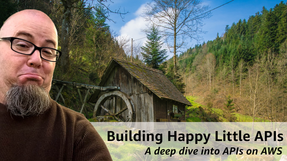 Building Happy Little APIs