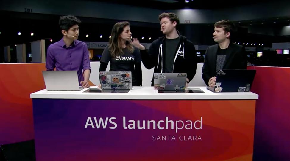 AWS Launchpad Santa Clara