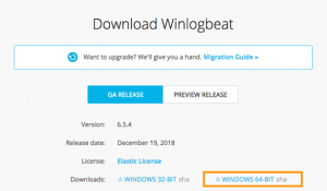 Download Wingbeat Web page