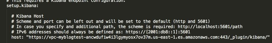 File winlogbeat.event_logs describing the Kibana configuration
