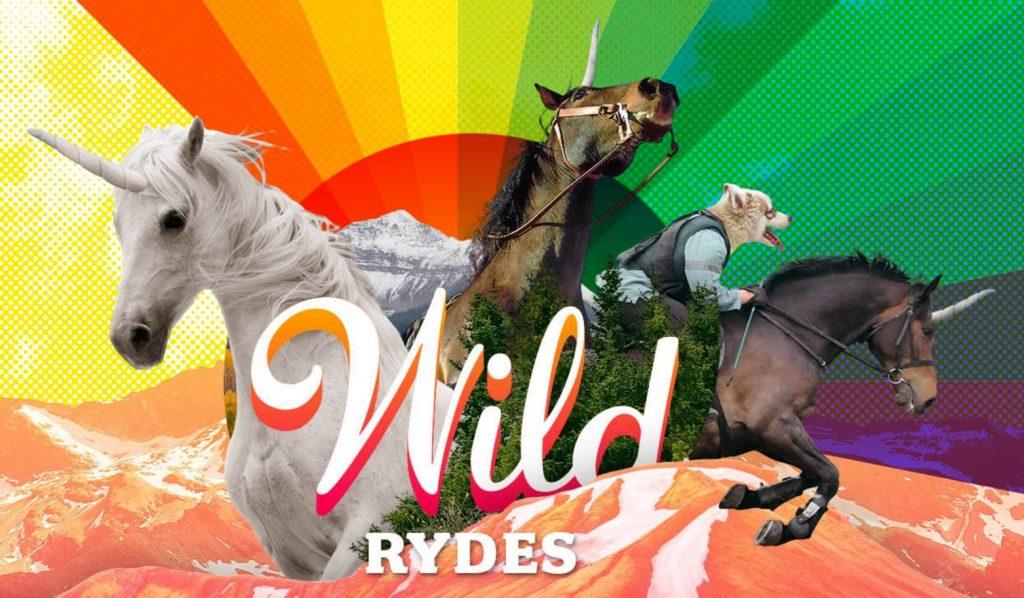 Wild Rydes app image