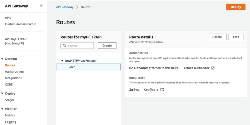 Explore the new API Gateway console