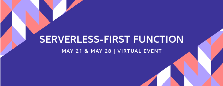 Register for the Serverless-First Function
