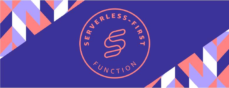 AWS Serverless First Function Header