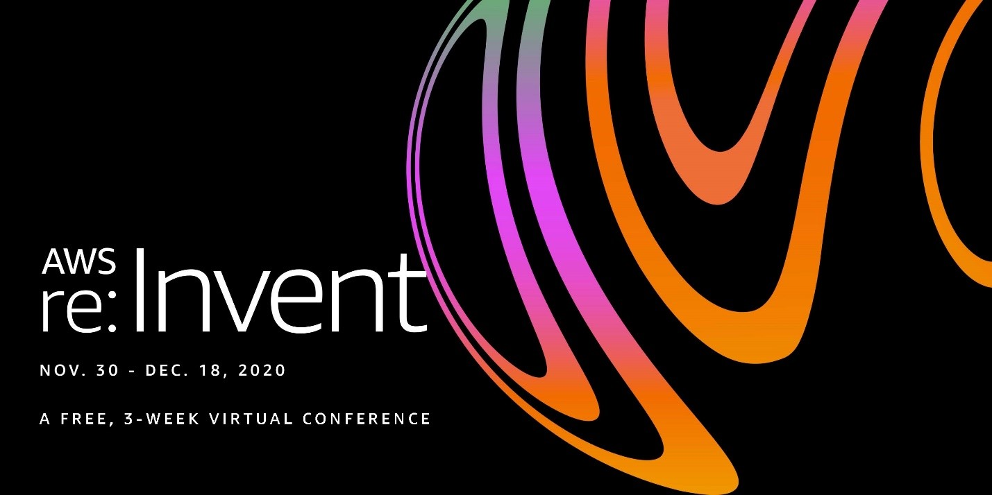 re:Invent banner