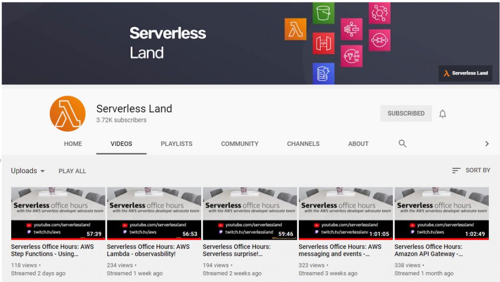 Serverless Land