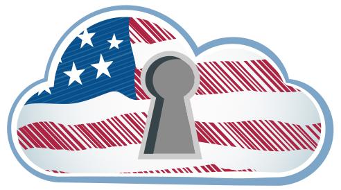 AWS GovCloud (US) Region logo