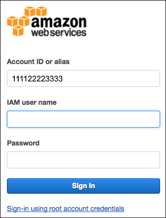Step 2: For IAM users