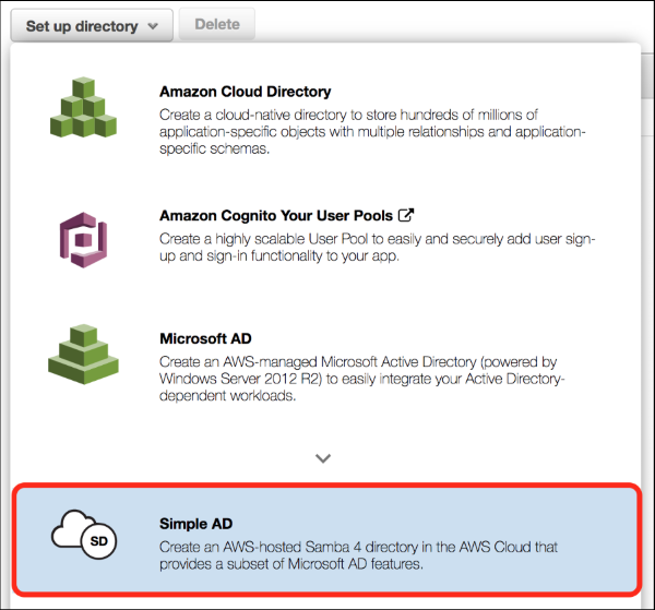How to Configure an LDAPS Endpoint for Simple AD | AWS