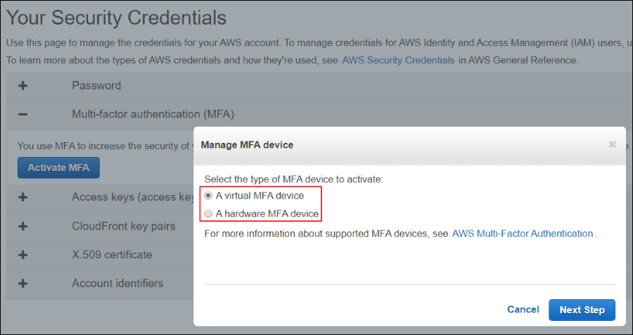 Reset Your AWS Root Account's Lost MFA Device Faster by