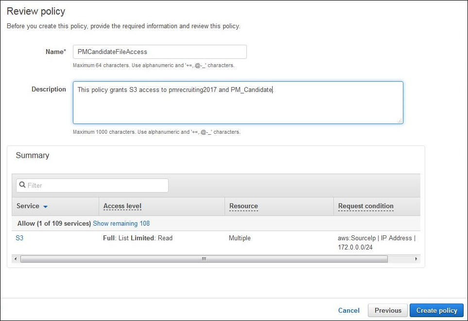 Use the New Visual Editor to Create and Modify Your AWS IAM Policies