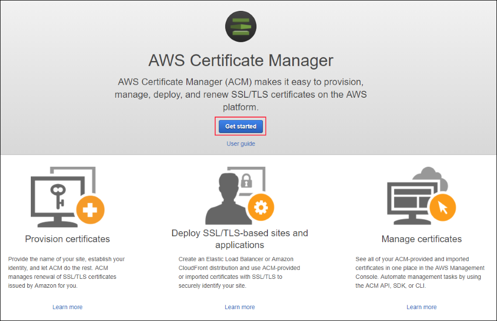Easier Certificate Validation Using Dns With Aws Certificate Manager