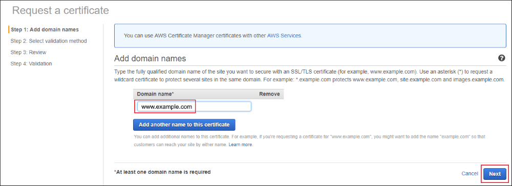 Aws Certificate Manager Aws Security Blog