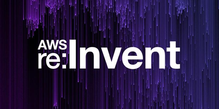 AWS re:Invent 2017 banner