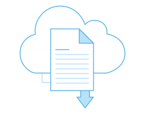 AWS download logo
