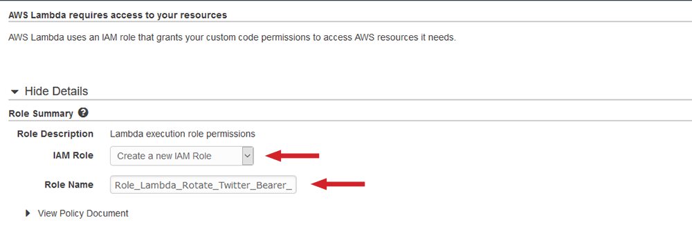 How to rotate your Twitter API key and bearer token