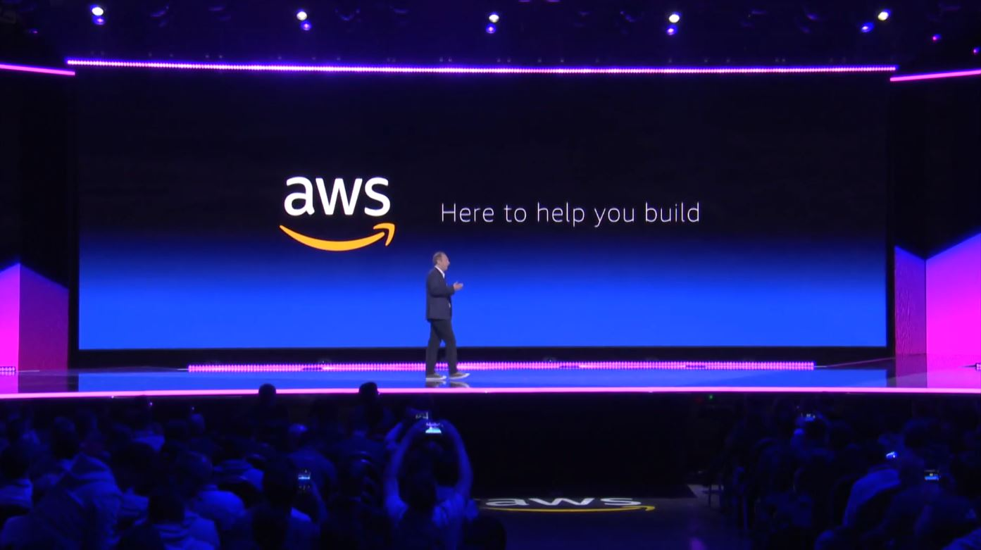 AWS is here to help you build